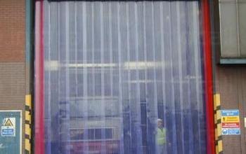Нискотемпературни прозрачни завеси за студени складове в Пловдив - ЕА Системс  ЕООД