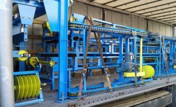 Оборудване за заводи в Дебелец - Иновационтех ЕООД