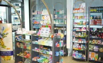 Обзавеждане за аптеки в Търговище - Мебели Милев
