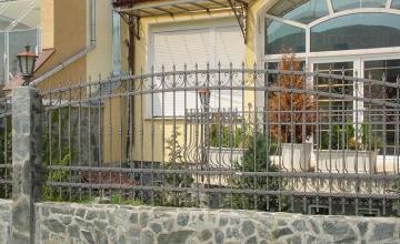 Огради от ковано желязо в Шумен