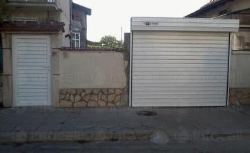 Охранителни ролетки в София-Банишора