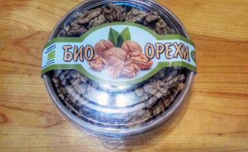 Орехови и лешникови ядки Добрич - Димитър Райчев ЗП