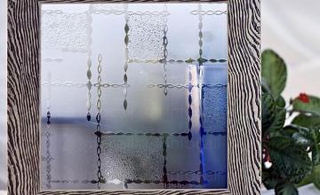 Орнаментни стъкла в Пловдив и Бургас