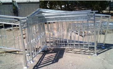 Парапети и решетки от ковано желязо Драгичево-Перник - Метал Дизайн 2011