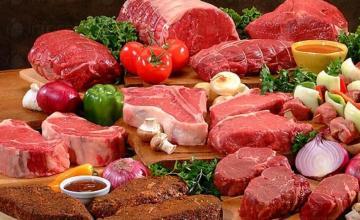 Пилешко, патешко и свинско месо в град Плевен