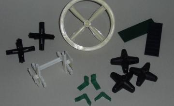 Пластмасови детайли