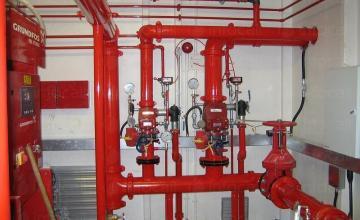 Пожарогасителни инсталации в Пловдив-Северен - Файер Системс ЕООД