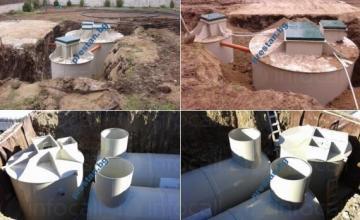 Пречиствателни станции за отпадъчни води в Бургас