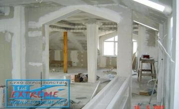 Преградни стени в Пловдив и София