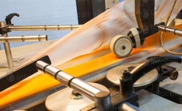 Производство фотополимерни форми за флексопечат върху полиетиленово фолио Пловдив