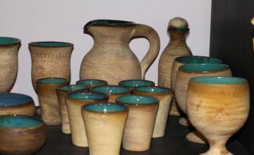Ръчно изработени подаръци от керамика Пловдив-Капана