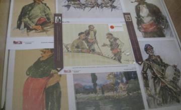 Репродукции на Чудомир - Литературно-художествен музей Чудомир град Казанлък