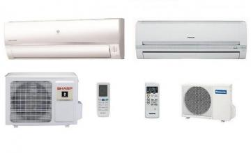 Рециклирани хиперинверторни климатици във Велико Търново