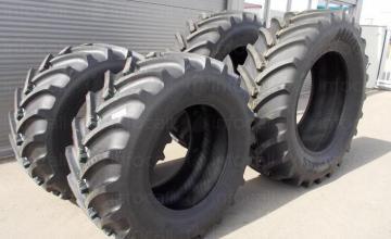 Селскостопански гуми марка BKT в Костенец-София - Клас Калин Димов ЕТ