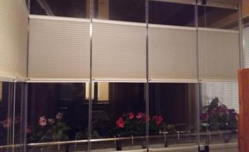 Щори за сгъваемите стъклени системи в Пловдив