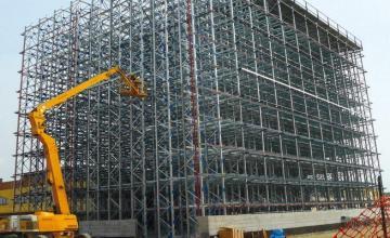 Складови метални конструкции в София - Ти Ес Инженеринг ООД