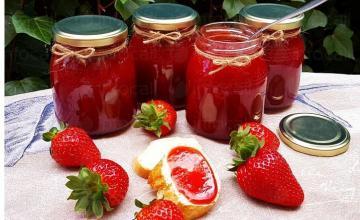 Сладко от плодове ( плодов конфитюр ) Добрич