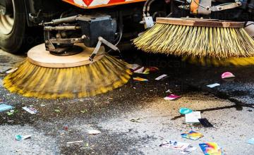 Сметосъбираща техника и машини за почистване на улици в Бургас - Булсервиз ООД