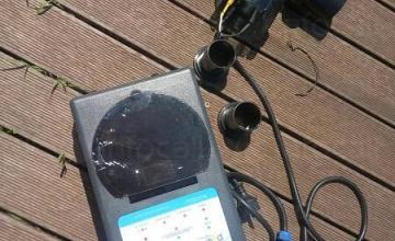 Солна електролиза във Велико Търново