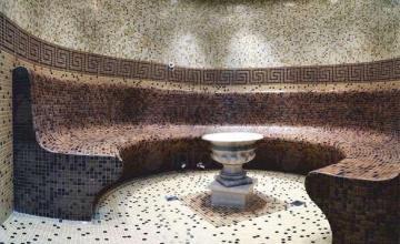 Стъклокерамика за басейни и спа центрове в Бургас