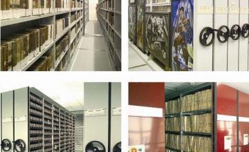 Стелажи за архив в София