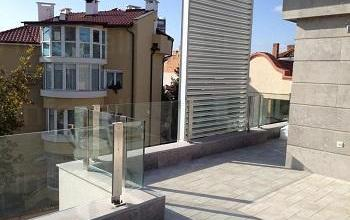 Стоманени и стъклени конструкции в Бургас - Крупал ЕООД