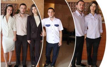 Униформи за хотели в Бургас