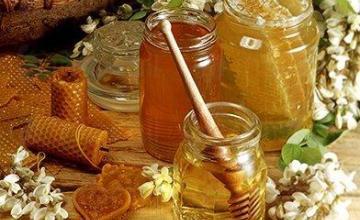 Захаросан и акациев мед в Раковски