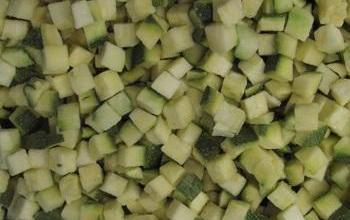 Замразени зеленчуци в град Тутракан