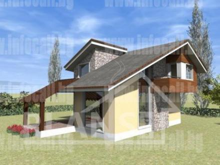 Архитектурни проекти за едноетажни къщи - PLANS.BG