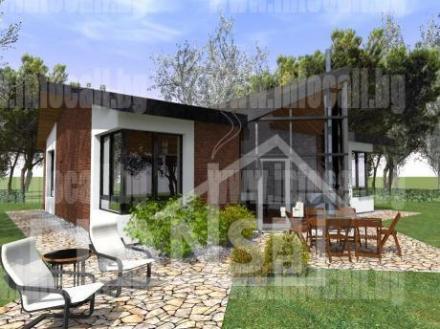 Архитектурни проекти за къщи за гости - PLANS.BG