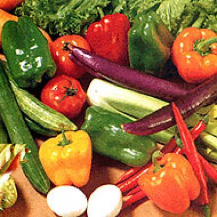 Български плодове и зеленчуци - Кони Селект Фрухт ООД