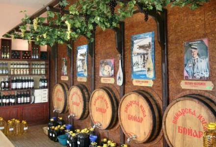 Бели и червени вина в Поморие-Бургас - Винарска изба Бойар