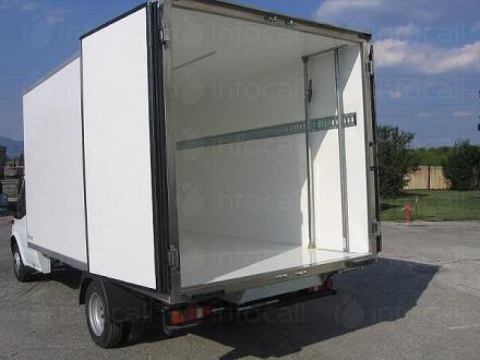 Бордови надстройки за автомобили във Варна - ХЦС-България ООД