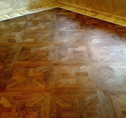 Декоративни дървени настилки в София - Илиянци - Икрис ООД