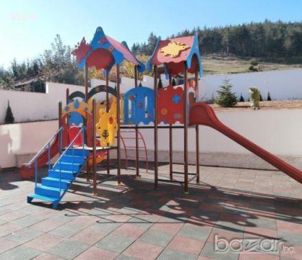 Детски площадки за игра на открито в Хасково - Евро Скай ООД
