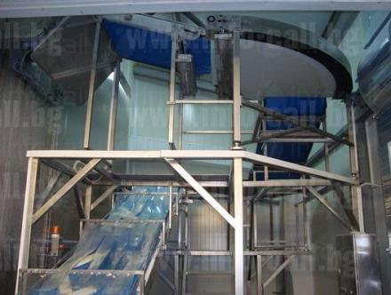 Дозиращи машини за ХВП промишленост в Сливен - Техноджи ЕООД
