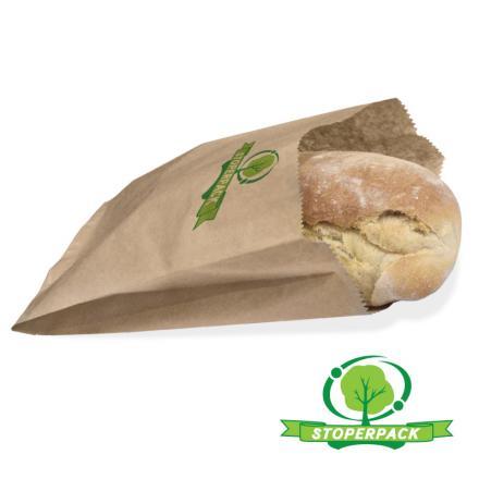 Хартиени пликове за хляб и хлебни изделия - СТОПЕРПАК ПЛОВДИВ ЕООД