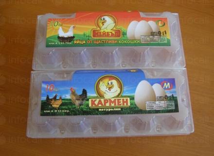Яйца за консумация Мейбъл И Кармен в област Търговище - Яйца и Птици Ломци