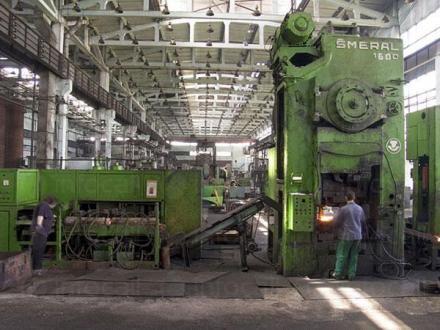 Инструменти за горещо коване на метали в Стара Загора - Пресков АД