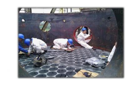 Изграждане и ремонт на сухи и морски електрофилтри - Олопласт Груп