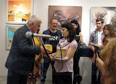 Изложби, събития и новини - Художествена галерия Проф Илия Петров