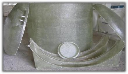 Изработване на стъклопластови изделия - Олопласт Груп