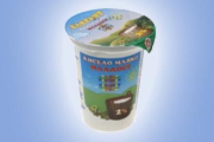 """Кисело мляко """"Младост Елегант"""" - МЛАДОСТ 2002"""