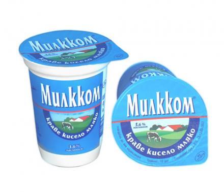 Кисело мляко в Луковит - Абламилк Милкком ЕООД