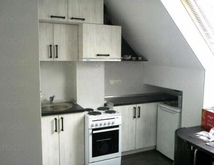 Корпусна мебел за кухни по индивидуален проект във Варна - Бенев 2007