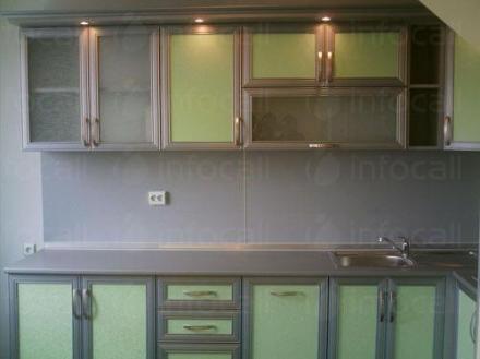 Кухненски мебели във Варна - Мебели Ариел
