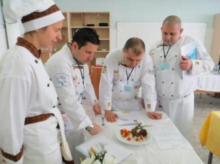 Курсове за готвачи I СПК - ПГ по туризъм Проф. Д-р Асен Златаров - Бургас