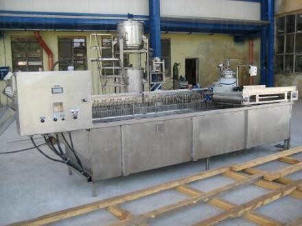 Машини за хранително - вкусова промишленост Хасково - Хидропластформ ООД