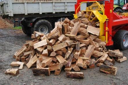 Машини за рязане и цепене на дърва Велико Търново - RABAUD